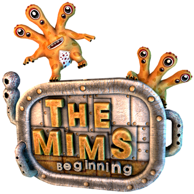 The Mims Beginning - logo